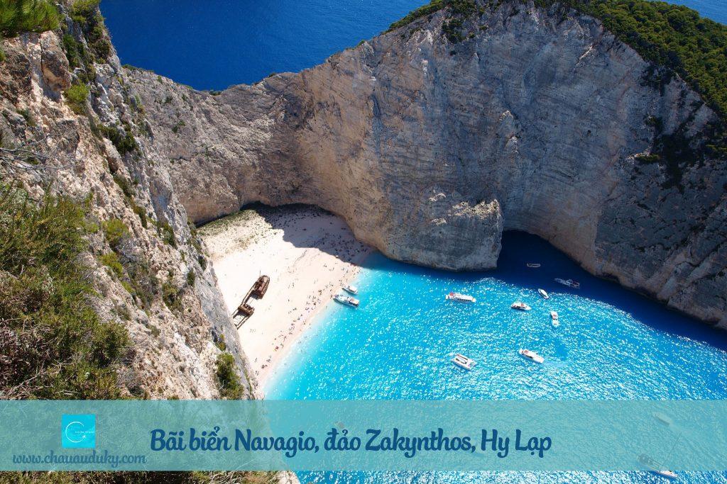 Navagio, Zakynthos, Hy Lap