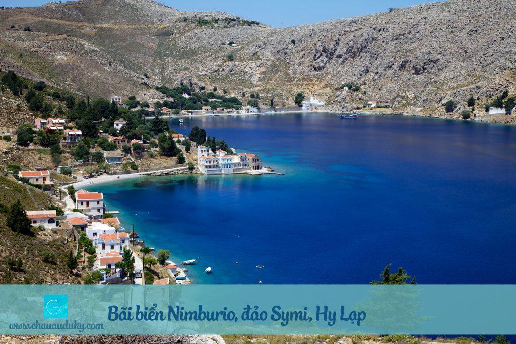 Nimburio, Symi island